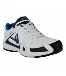 Vostro White Black Blue Sports Shoes Speed for Men - VSS0075
